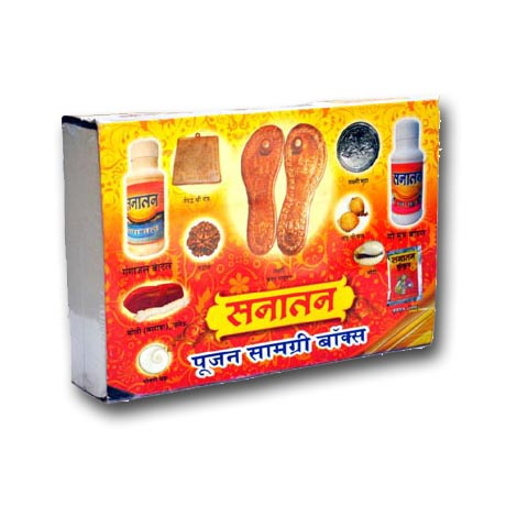 42 Item Puja Box